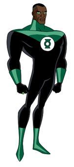 View Green Lantern Black  Gif