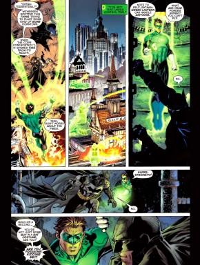 batman's powers