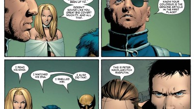 How The X-men Screen Out Fakes