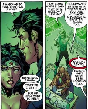 superman's better