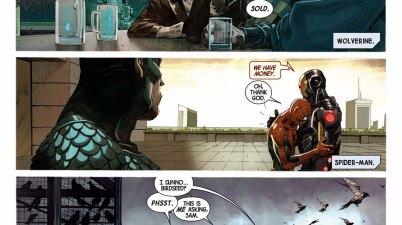 avengers recruitment