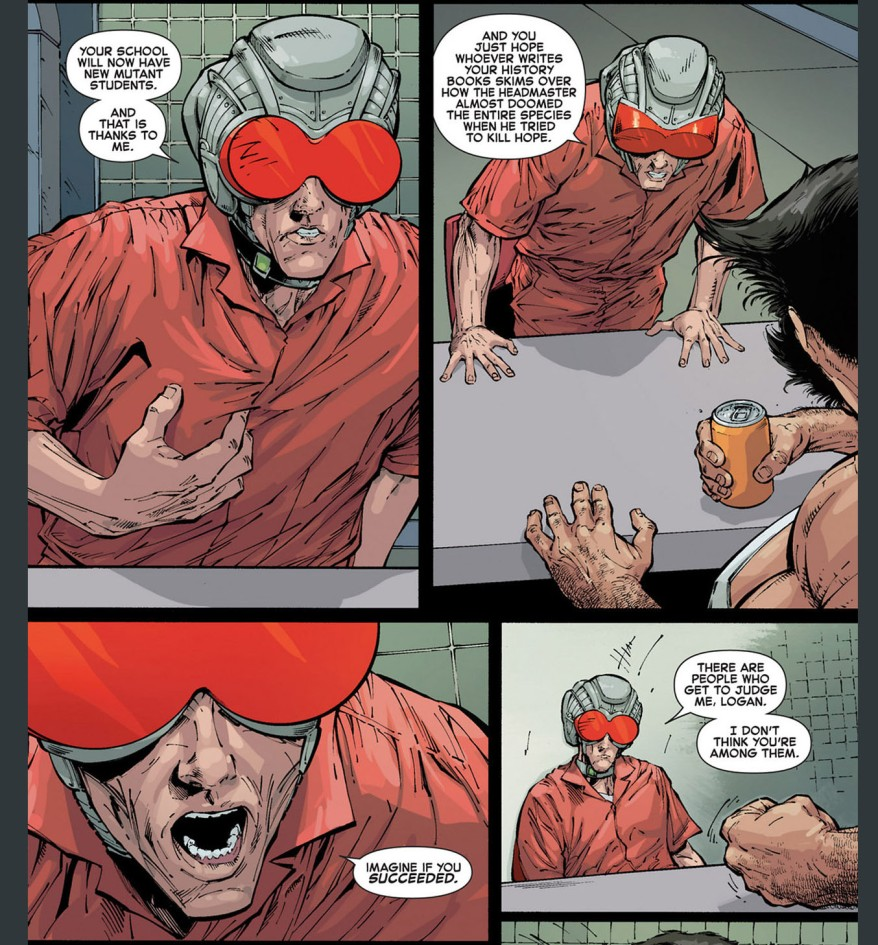 cyclops and wolverine talk after avx 3