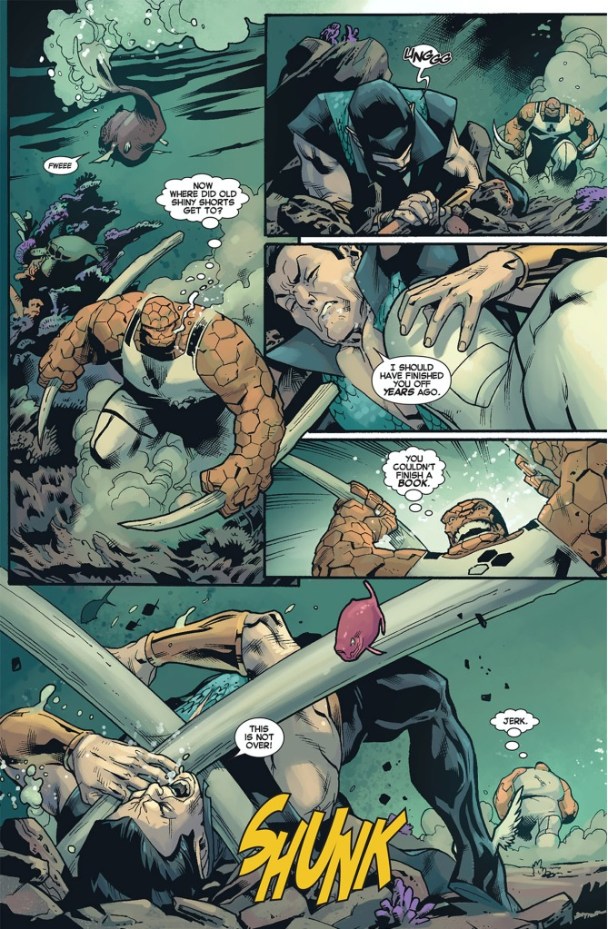 namor vs the thing (avx)