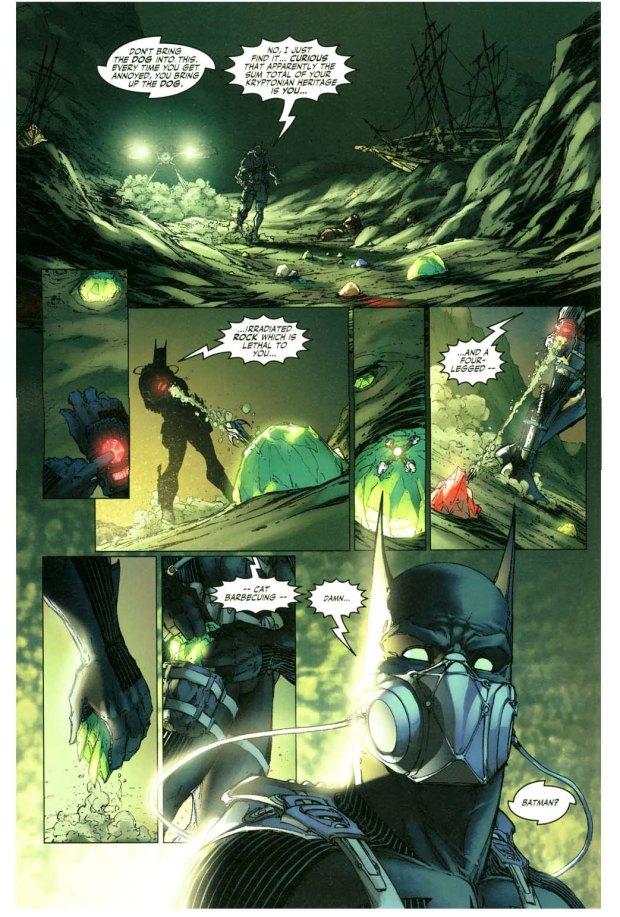 Batman Disses Superman's Dog 2