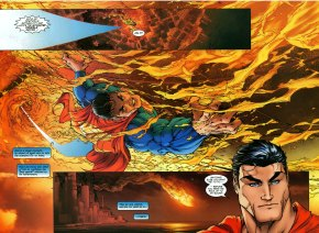 batman thinks superman is a hero