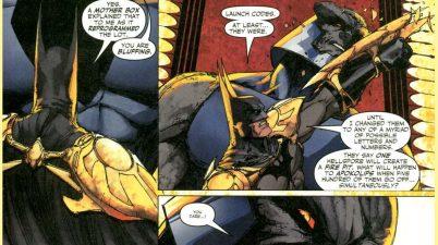 how batman earned darkseid's admiration 2