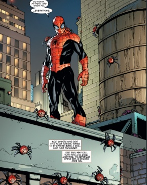 superior spider-man spiderbots