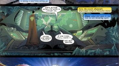 superman spies on paradise island