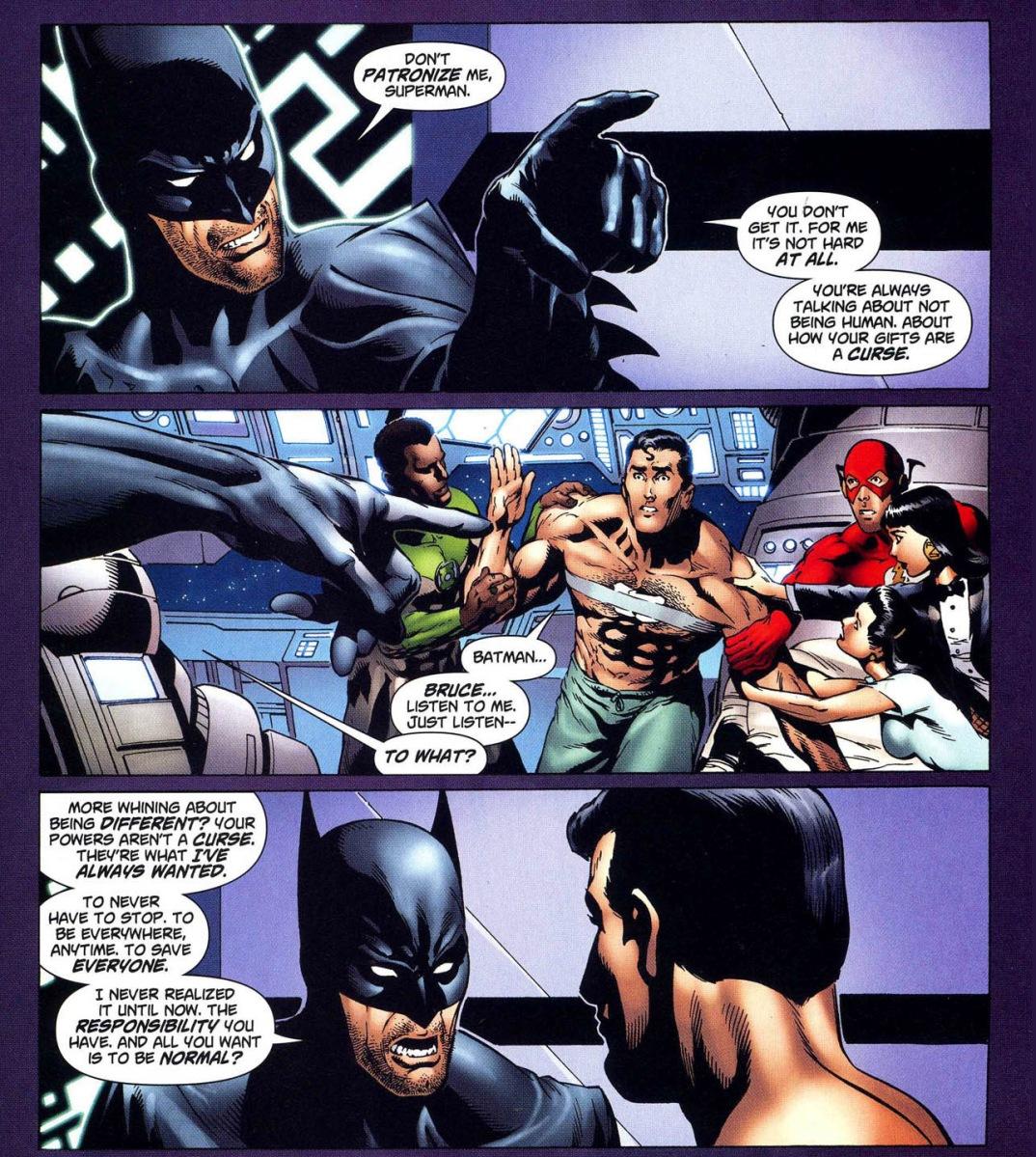 Young justice hentai superboy fucks martian ass - 4 5