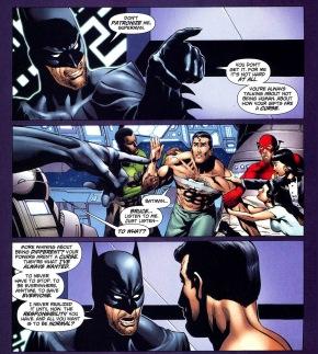 Batman With Superman's Powers