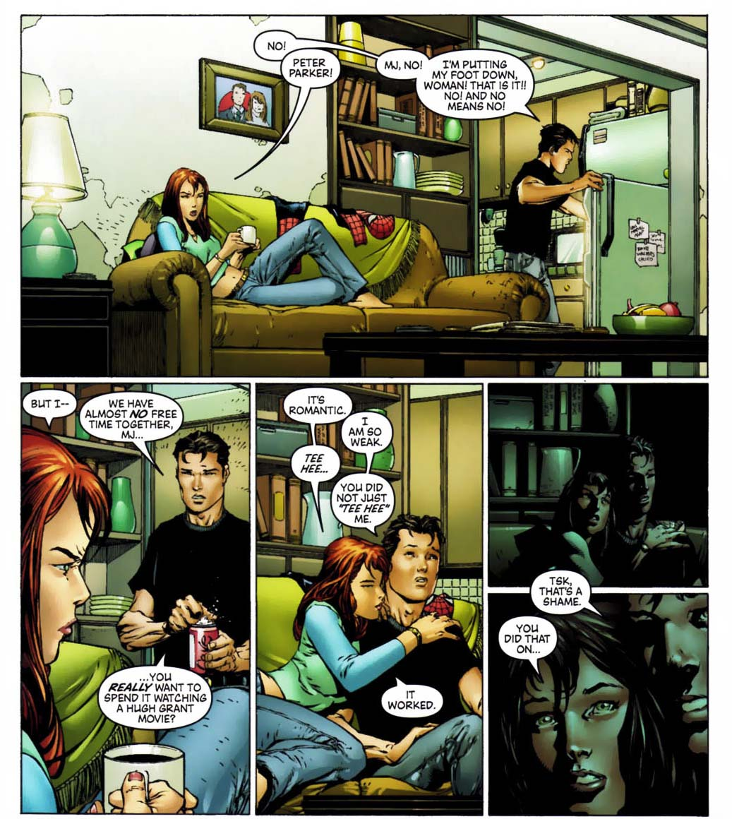 What Movies Spider-Man Doesn't Like | Comicnewbies