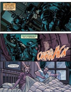 clark kent's weakness