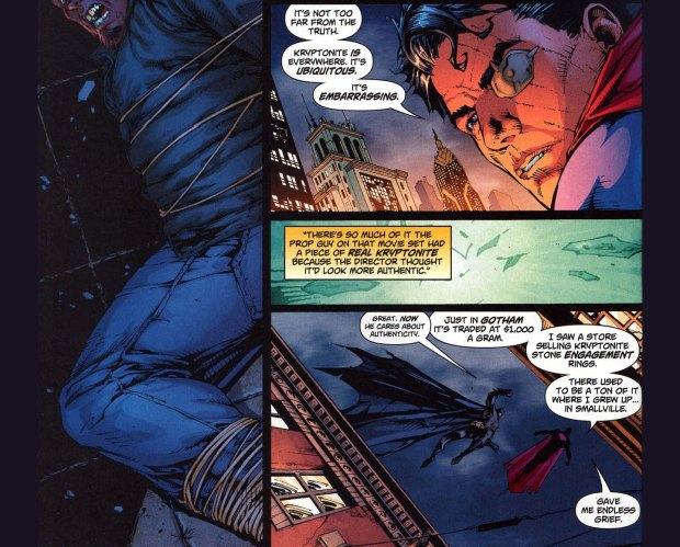 lots of kryptonite