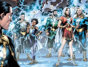 New Marvel Family new 52
