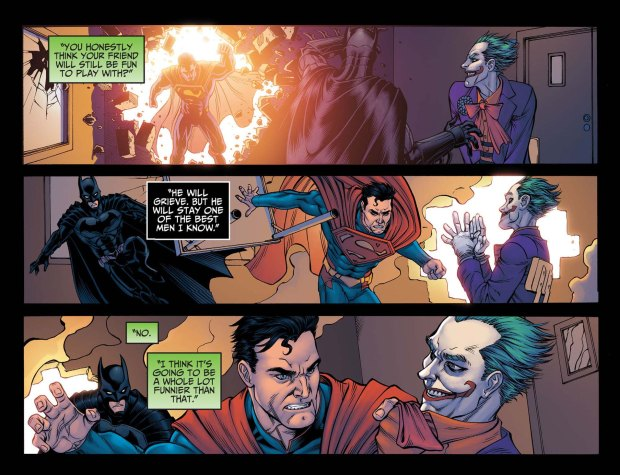 Turning Superman 2