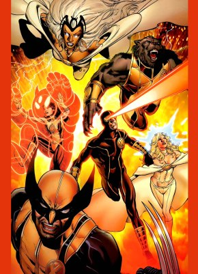 astonishing x-men 2