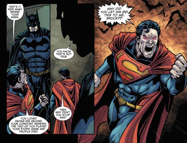 batman loves 2