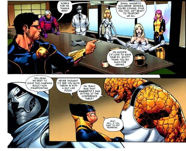 doom and magneto