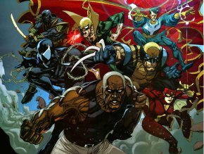 new avengers (post civil war)