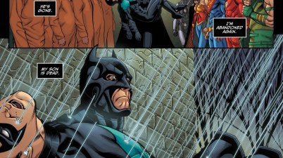 nightwing's death