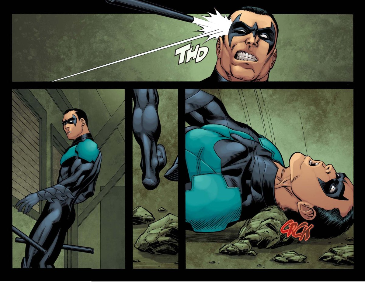 Robin Kills Nightwing