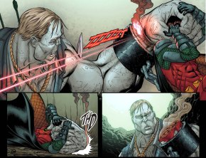 Superman VS Solomon Grundy