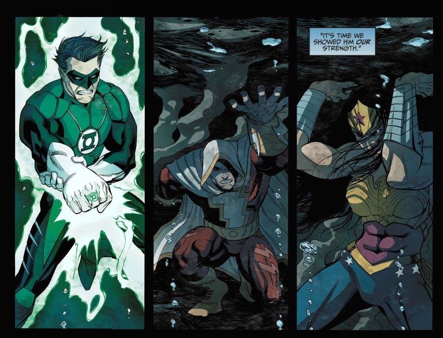 superman dick move