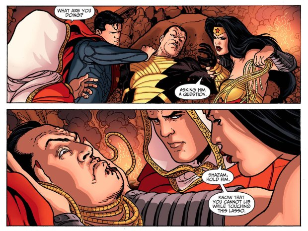 how to kill black adam