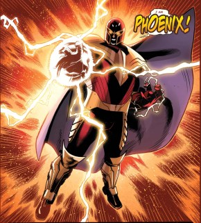 magneto phoenix force