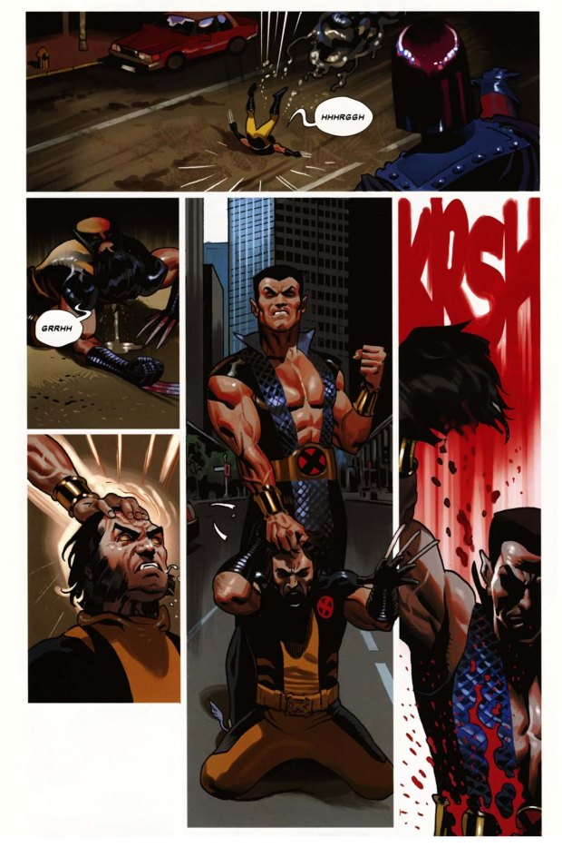 cyclop's wolverine contingency plan 3