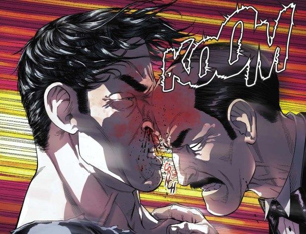 alfred pennyworth vs superman 2