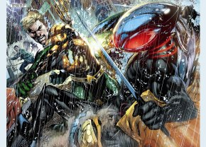 aquaman vs black manta