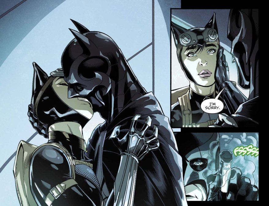 Catwoman Loves Batman 3