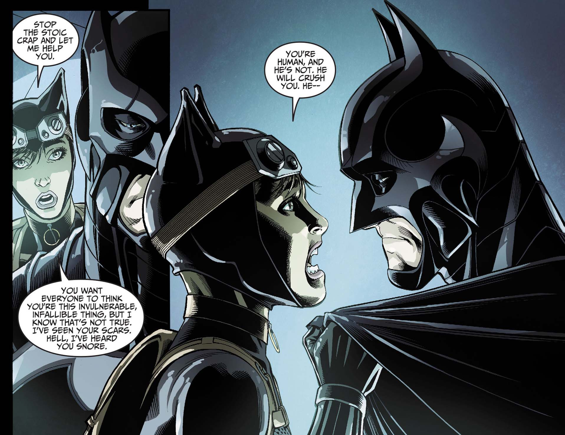 Catwoman Loves Batman Comicnewbies