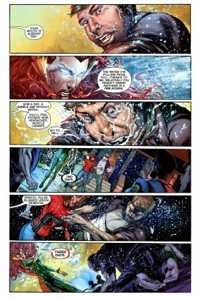 mera's strength