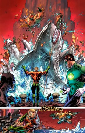 what aquaman can do