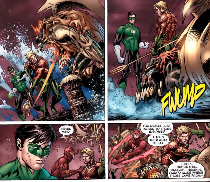 what aquaman can do 4