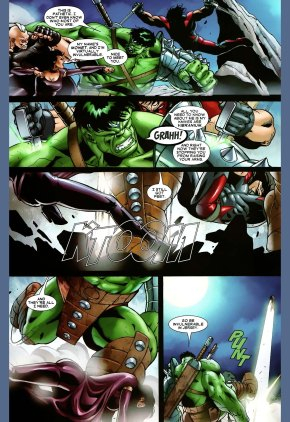 x-factor vs the hulk 2
