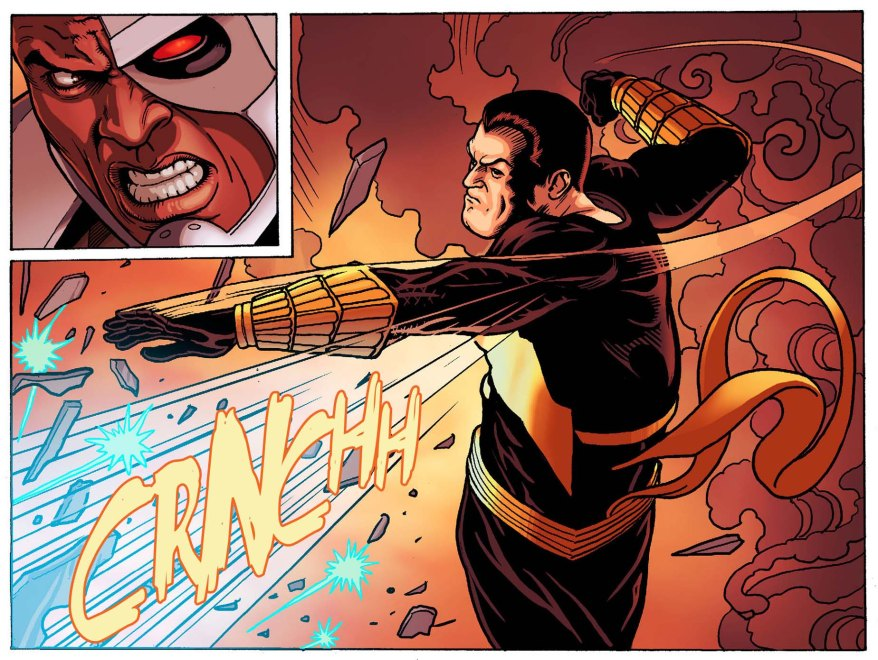 cyborg vs black adam 3