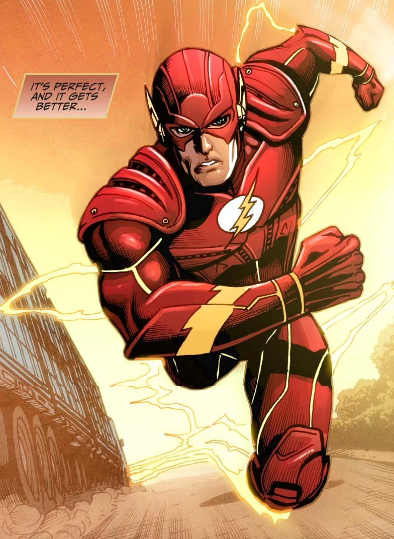 The flash injustice gods among us comicnewbies