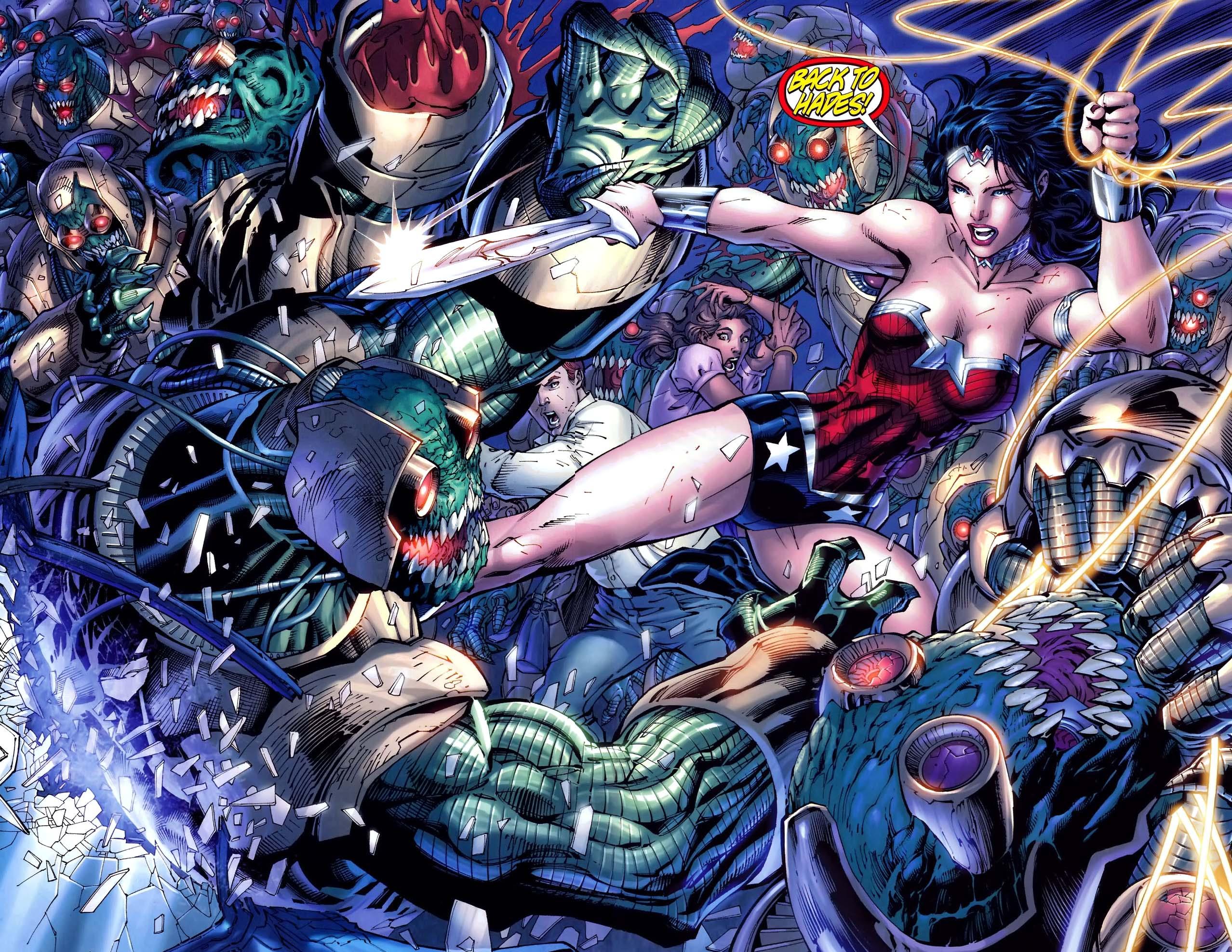 Wonder Woman Gallery | Comicnewbies