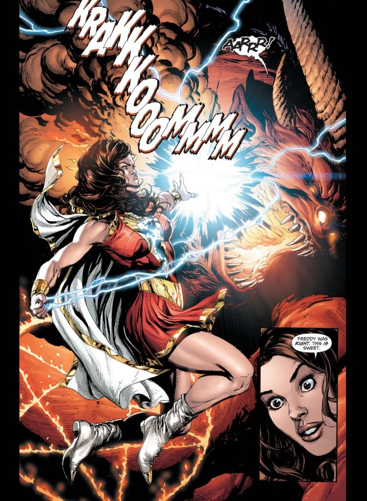 mary marvel new 52