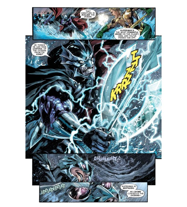superman and wonder woman vs ocean master 2