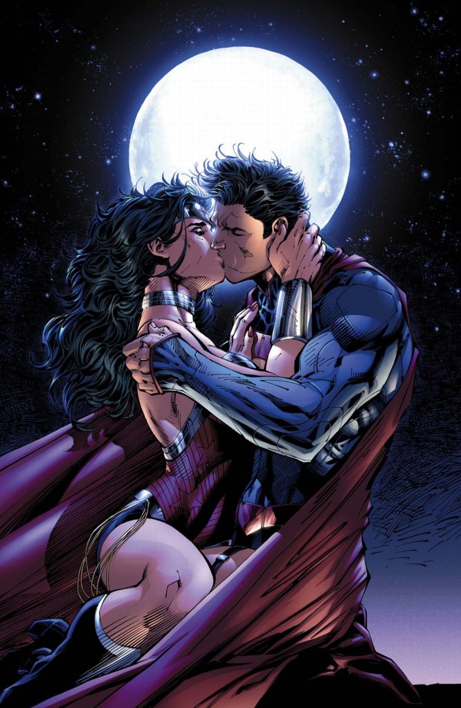 why superman and wonder woman are together 3
