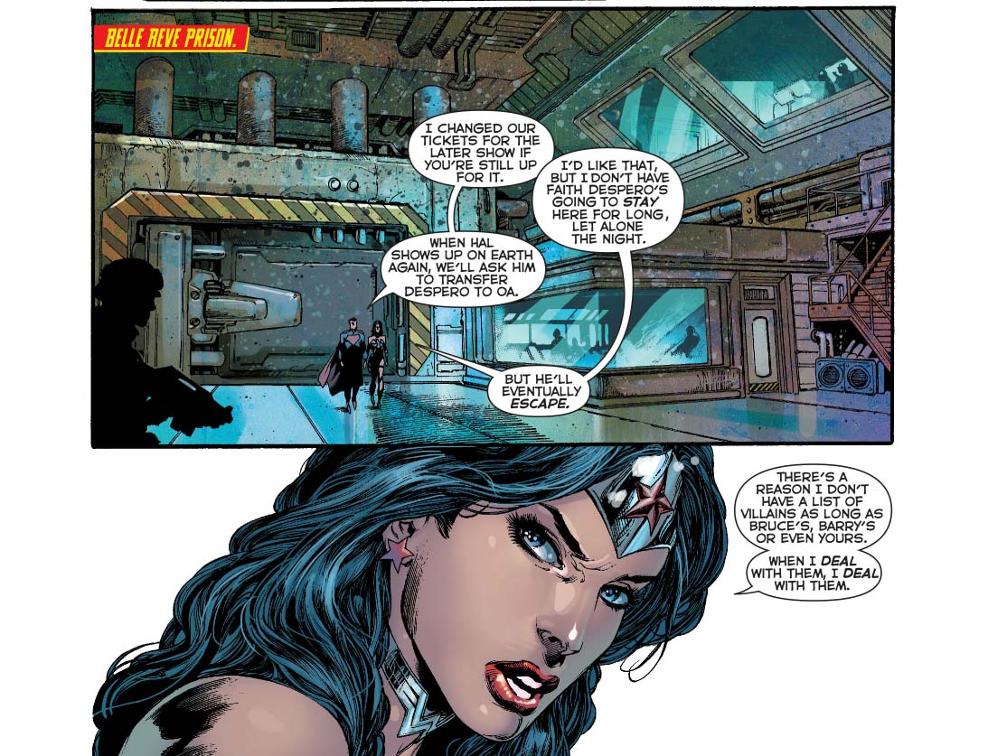 why wonder woman doesn t have cool villains comicnewbies