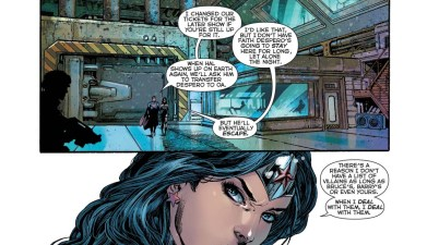 why wonder woman doesn't have cool villains