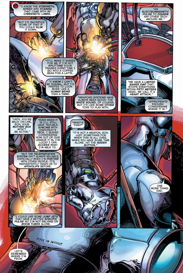 cyborg version 2