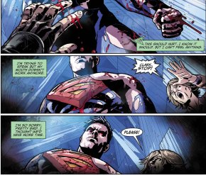 superman kills green arrow 2