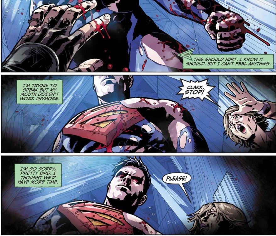 superman kills green arrow 2