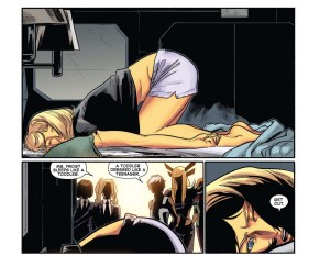 how emma frost sleeps